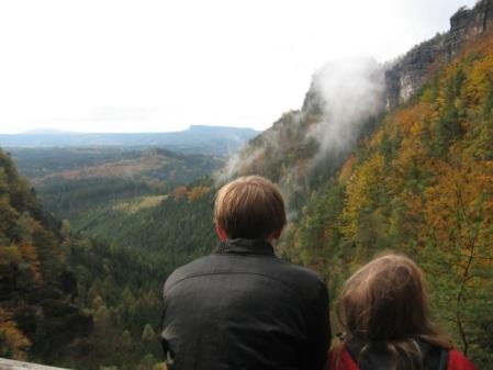 Views Czech Switzerland